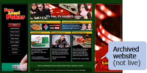 Free Local Poker screenshot