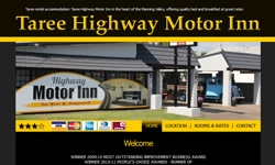 Taree Highway Motor Inn screenshot
